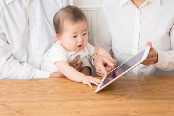 赤ちゃん 動画 注意点